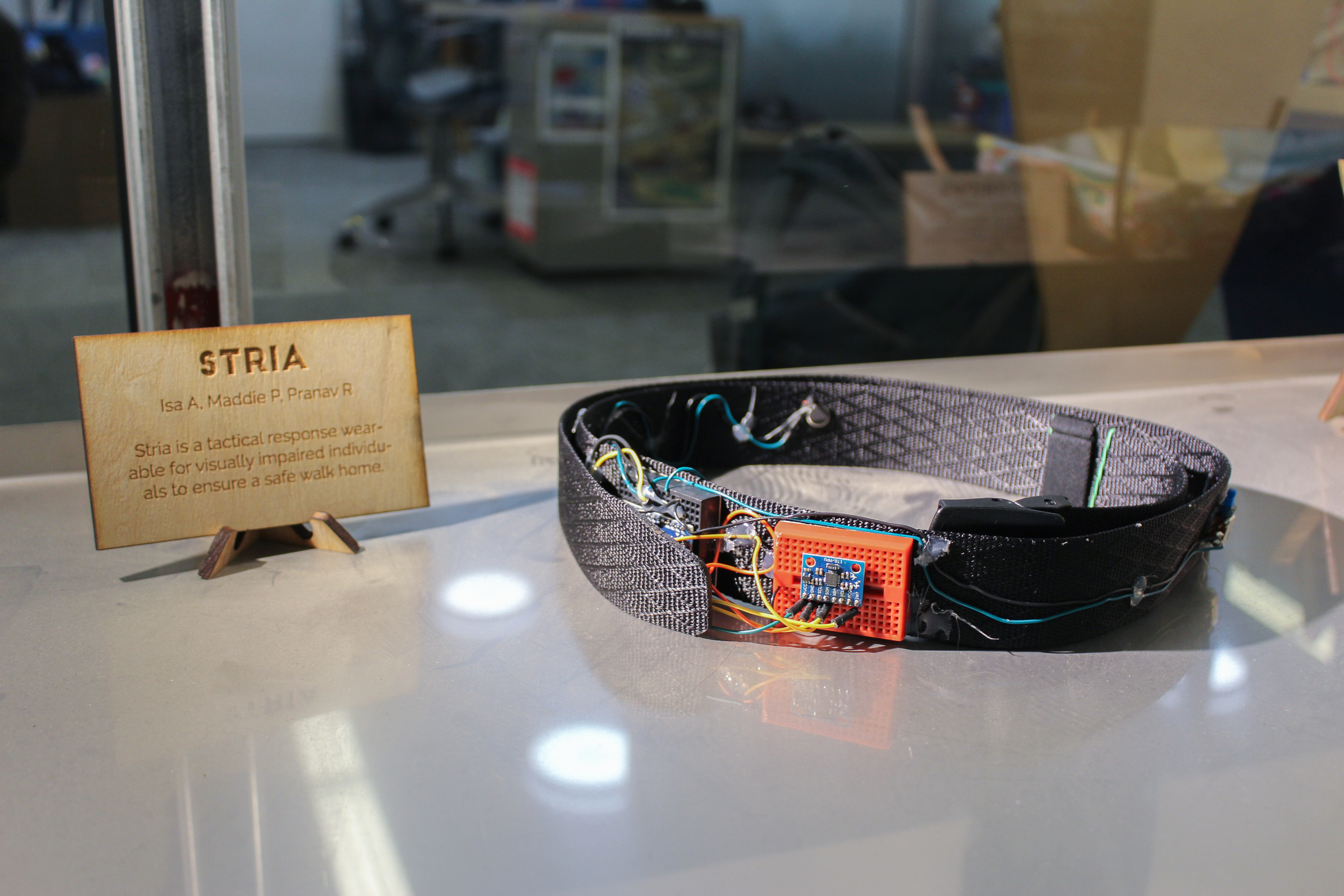 stria prototype band